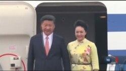 Лідери США та Китаю обговорять торгівлю та загрозу від КНДР. Відео