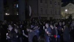 數千波蘭民眾抗議司法改革