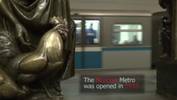 Moscow Boasts One of World's Great Subways
