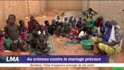 Au créneau contre les mariages précoces