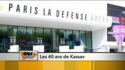 40ème anniversaire du groupe Kassav
