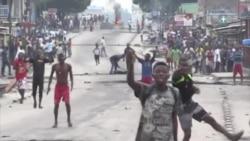 Manifestation à Kinshasa (vidéo)