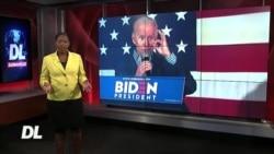 Joe Biden katika kinyang'anyiro