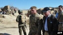 Роберт Гейтс в Афганистане