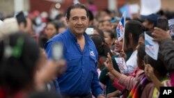 Jimmy Morales, que asumió hace nueve meses la presidencia de Guatemala, ha reiterado su confianza en su hijo y su hermano.
