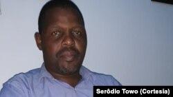 Serôdio Towo, Jornalista, Moçambicano