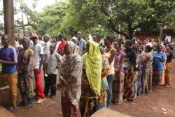 Reportage de notre correspondant en Guinée Zakaria Camara