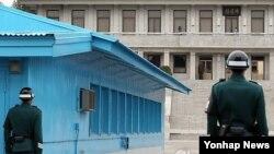 파주 비무장지대 내 판문점 <<연합뉴스DB>>