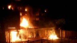 Violence Erupts in Eastern Burma