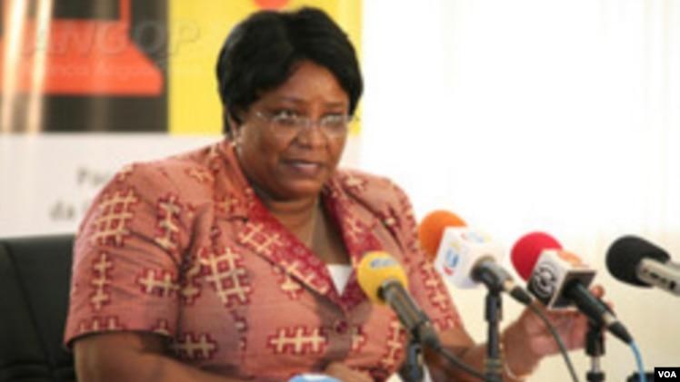 Governadora Aldina da Lomba Katembo