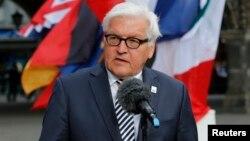 Menlu Jerman, Frank-Walter Steinmeier mengritik rencana penjualan misil Rusia kepada Iran (foto: dok).
