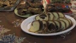 Pembuat Kue dan Masakan Lebaran