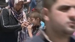Yüzlerce Kişi Musul'u Terk Etti