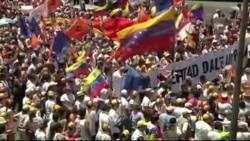 Venezuela'da Ortak Payda ABD Aleyhtarlığı