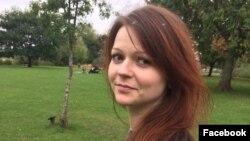 Yulia Skripal vừa được xuất viện sau 1 thời gian điều trị tại một bệnh viện ở Anh. Cô và cha mình, cựu điệp viên Nga Sergei Skripal, bị tấn công bằng một chất độc thần kinh vào tháng trước. (Ảnh từ Facebook các nhân của Yulia Skripal)