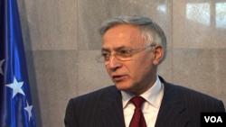 Jakup Krasniqi, Kryetar i Parlamentit të Kosovës