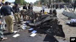 جماعت الاحرار مسؤولیت چندین حمله مرگبار در پاکستان را بر عهده گرفته است.