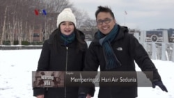 Warung VOA: Memperingati Hari Air Sedunia (4)