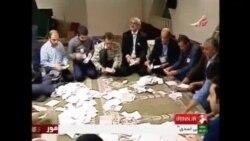 Iran Vote Tally Upd