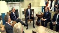 奧巴馬邀請各界領袖力促國會通過TPP