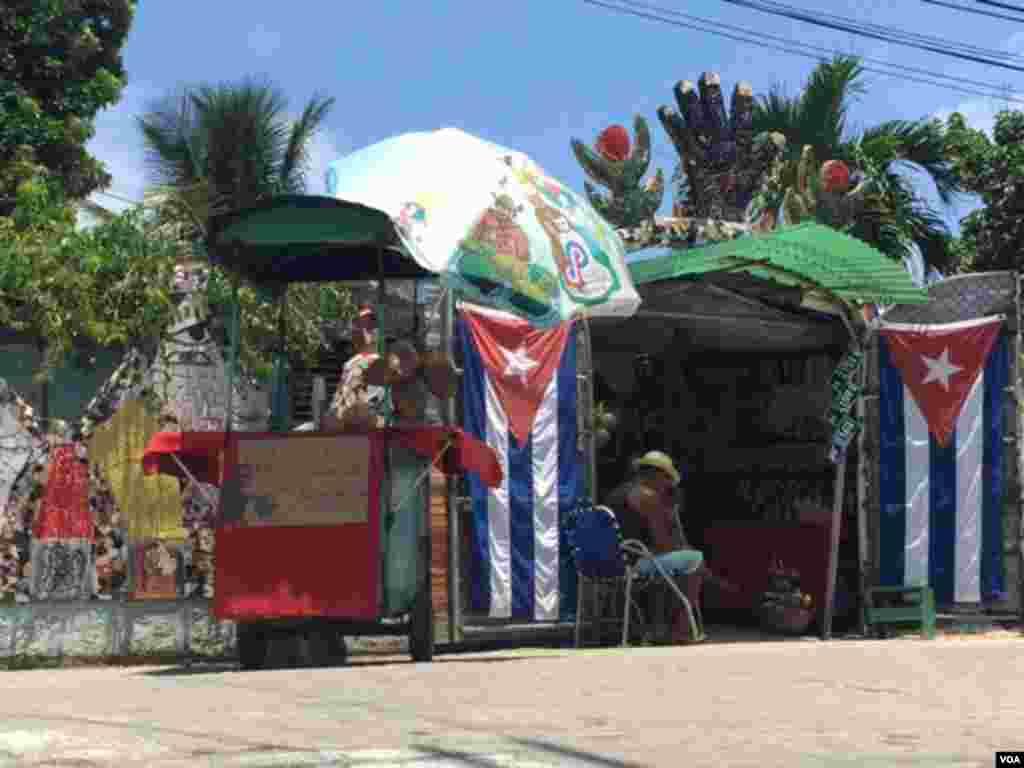 Havananın Nyaymanita məhəlləsi