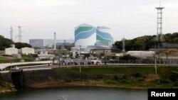 일본 가고시마현에 있는 센다이 원전 (자료사진)