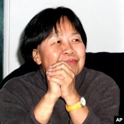 北京知名作家戴晴