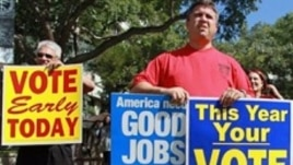 SHBA, pjesëmarrja në votimet e së martës