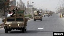 نیروهای نظامی عراق اعلام کردهاند که برای آغاز عملیات بازپس گیری فلوجه آمادگی کامل دارند.