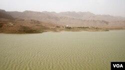 ہنہ اوڑک جھیل