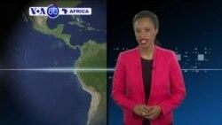VOA60 AFRICA - APRIL 11, 2016