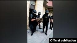 DİN: Yasamalda 11 nəfər saxlanılıb