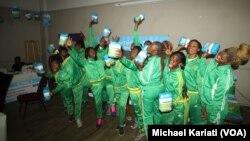 Zimbabwe netaball team