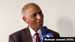Dr Ismaa'il Abdulaahi