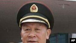 中國國防部長梁光烈(資料圖片)