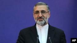 İranın Ədliyyə Nazirliyinin sözçüsü Qulamhüseyin İsmaili