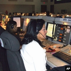 Police, fire, trucking, and some military dispatchers - including these from the Houston Police Department - use 10-codes in their work every day.