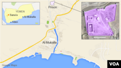 Al-Mukalla, Yemen.