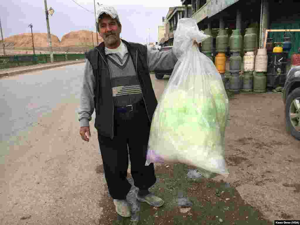 Торговец сахарной ватой
