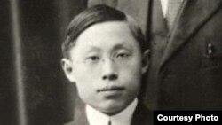 中国高等教育先驱郭秉文 (徐芝韵提供)