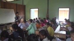Conflict, Cultural Identity Challenge Myanmar's Education Reform