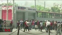 Mandamano yafanyika nchini Haiti baada serekali kuzidisha bei ya mafuta