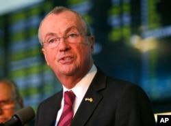 Phil Murphy, guverner New Jerseya