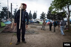 Refugees.tv Gives First-person View of Camp Life in Idomeni