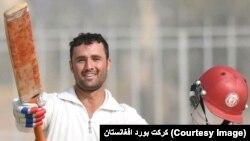 محبوب بهیر، عضو تیم کرکت ۱۹ سال افغانستان است