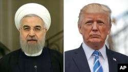 Rohani & Trump