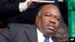 Ali Bongo Ondimba, président du Gabon