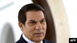 Cựu Tổng thống Tunisia Zine El Abidine Ben Ali