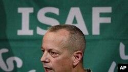 US General John Allen, commander of the NATO-led International Security Assistance Force (ISAF) in Afghanistan (file photo)