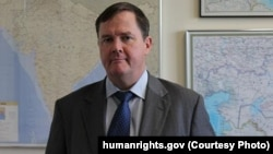Томас Мелія, заступник керівника Бюро демократії і прав людини Державного департаменту США